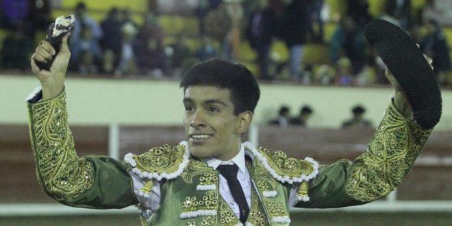 Oreja, a José Alberto Ortega, en Tlaxcala