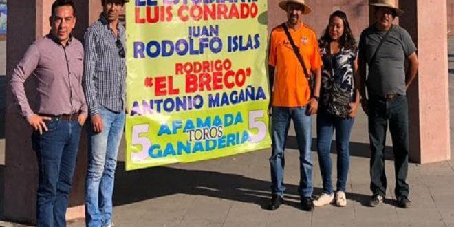 Estrena El Breco la alternativa en Guadalupe Victoria, Ecatepec