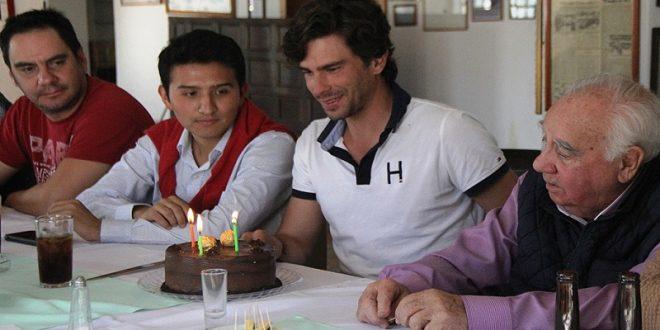 Tienta y celebra Gallo su cumpleaños en García Méndez (*Fotos*)