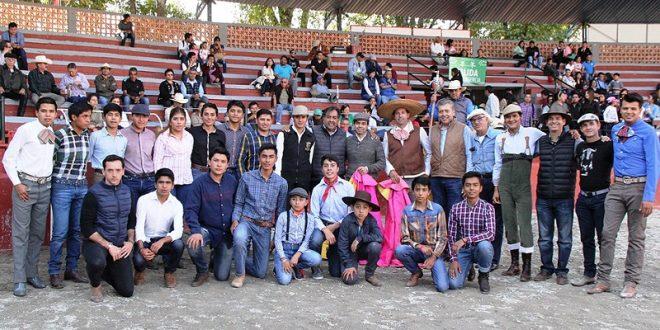 CELEBRAN primera tienta pública de la Feria de Tlaxcala (*Fotos*)