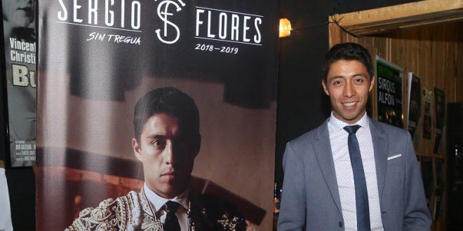 PRESENTA Sergio Flores, a todo lujo, su temporada (*Fotos y video*)