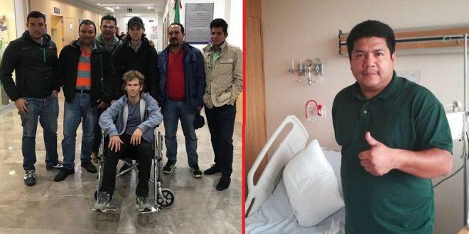 Dejan el hospital El Payo y Fernando Ríos