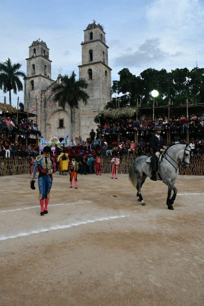 Bella postal del sureste taurino mexicano. (Foto: Eduardo Puerto)