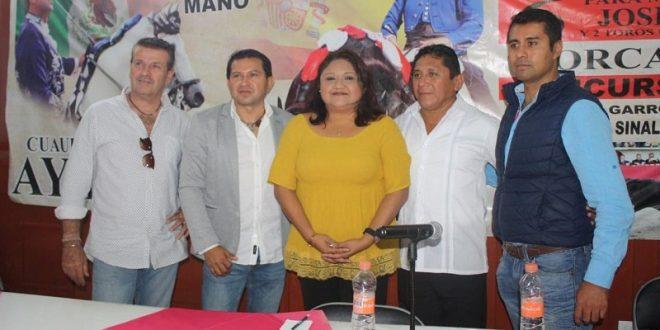 Recibirá Cuauhtémoc Ayala 2019 con el 'toro-toro' en Motul