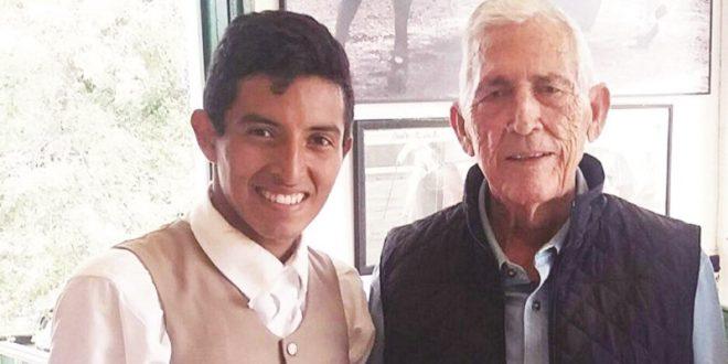 Pablo Martínez 'Finito', curtido en la soledad de la profesión