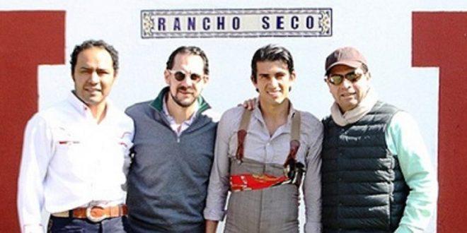 """Angelino y """"Calita"""", en Rancho Seco"""