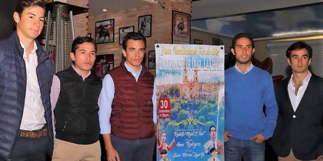 Habrá novillada de fin de año en La Chona, Jalisco