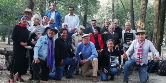 Brindan los toreros del Claro de Chapultepec