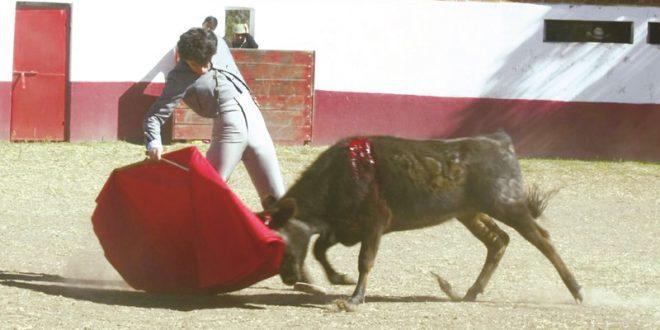 Tienta española en Tlaxcala