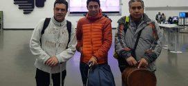 SERGIO FLORES viaja rumbo a  Colombia; actúa el domingo en TUTA