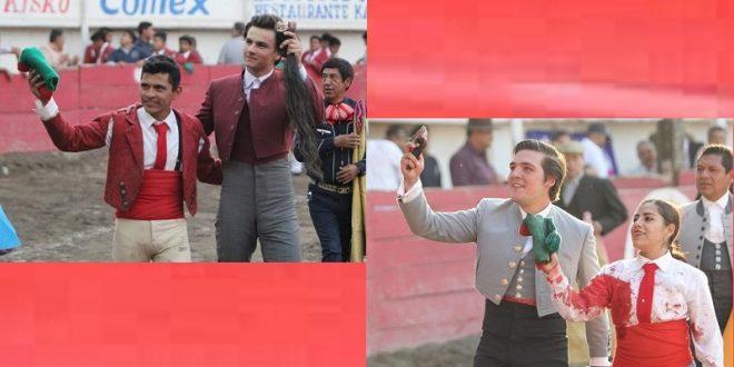 Festival de triunfo y percance, en Tezpontepec