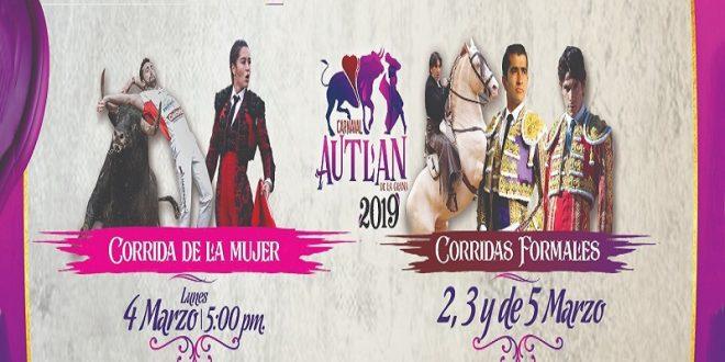 Inicia la venta de abonos para el Carnaval de Autlán de la Grana