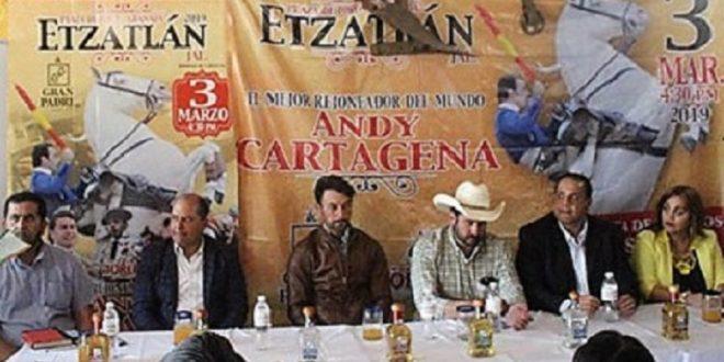 Anuncian corrida mixta para la feria de Etzatlán