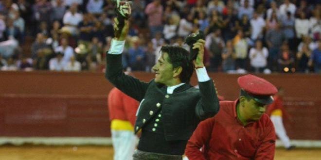 Ante un encierro parchado… Diego Ventura vuelve a triunfar en SLP