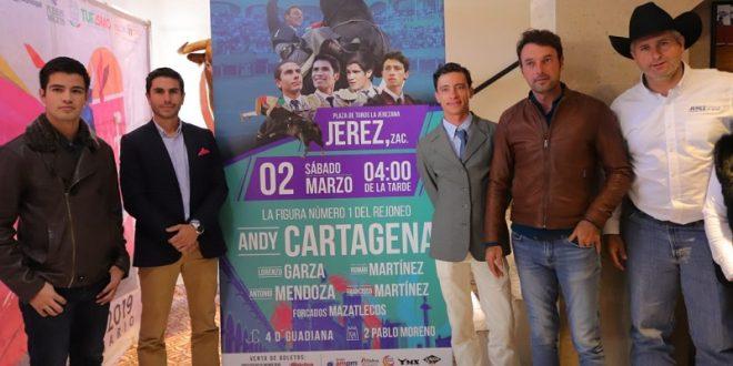 Habrá corrida en Jerez, Zacatecas
