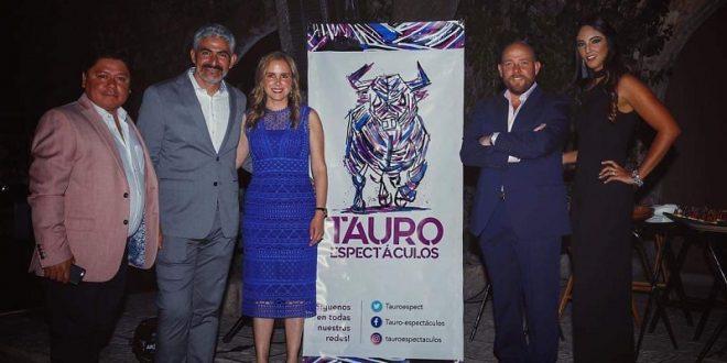TAURO ESPECTÁCULOS, naciente empresa que promete apertura en sus carteles
