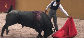 'Indulta' Téllez burel en el campo bravo (*Fotos*)