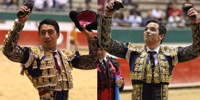 Triunfal reaparición de Sergio Flores y salida a hombros de El Chihuahua, en Orizaba