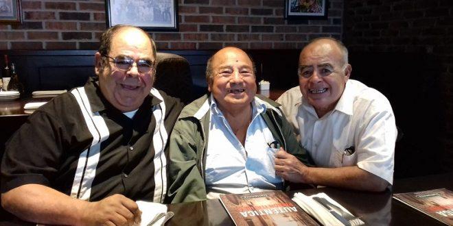 PICADORES de ORO; Acosta, González y Martínez celebran 50 años de su examen profesional
