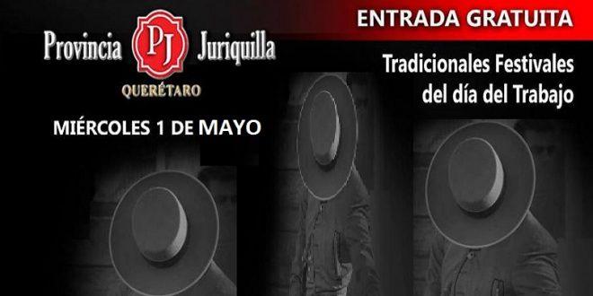 En el Día del Trabajo, festivales altruistas y gratuitos, en Provincia Juriquilla