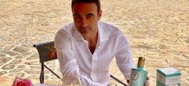 DEBUTA Enrique PONCE como empresario… y presenta su nuevo aceite de oliva