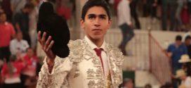 Héctor Gutiérrez, máximo triunfador, en la Plaza San Marcos