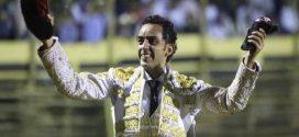 Oreja a Germán Rodríguez, en Tixcocob, Yucatán