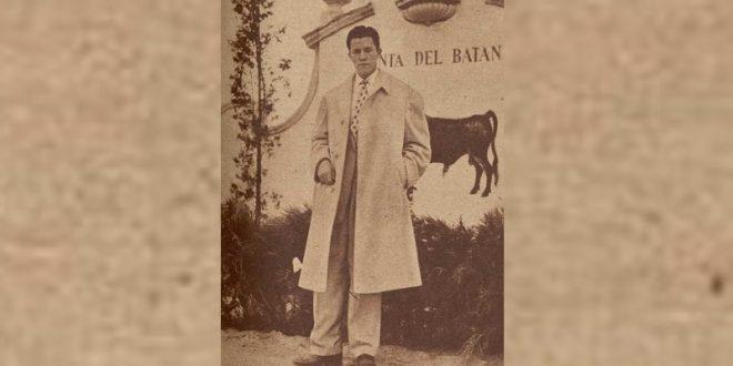 Confirmó hace 68 años en el ruedo venteño el gran VOLCAN DE AGUASCALIENTES