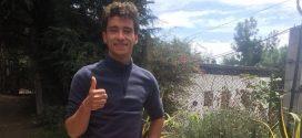¿De qué están hechos? Antonio Mendoza, convaleciente, entrena para La Florecita