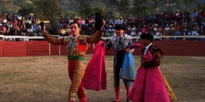 Triunfal actuación del diestro mexicano Salvador López en Cajamarca, Perú (*Fotos*)