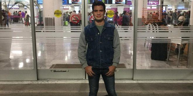 Román Martínez probará fortuna en Perú