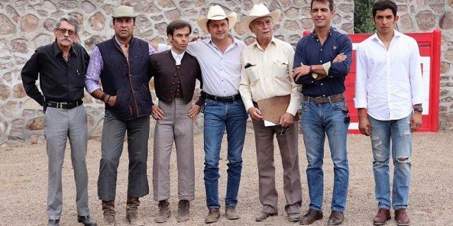 Intensa tienta en Corlomé con Macías, Lorite y Nico Gutiérrez
