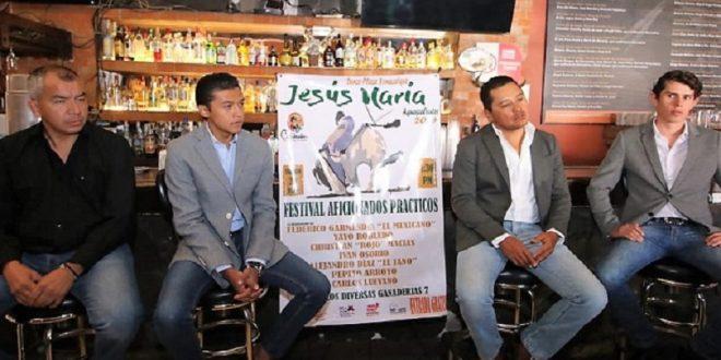 Festival taurino gratuito, en Jesús María