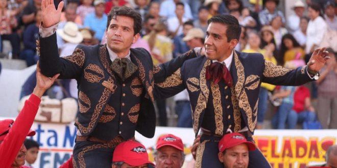 Ameno festival en Santa María del Río