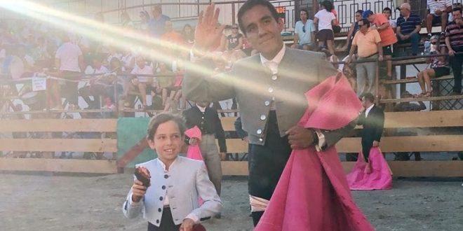 Triunfa Antonio Romero en festival español en La Calahorra