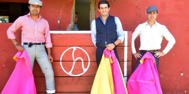 Tientan Angelino, José Mauricio y 'El Calita' en Rancho Seco