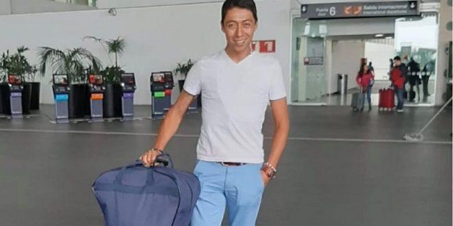 Viaja Sergio Flores a Francia