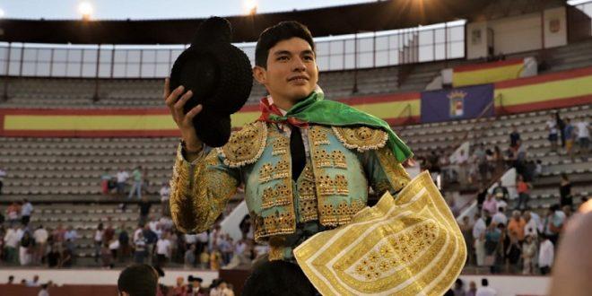 Triunfos de los novilleros mexicanos en la jornada española