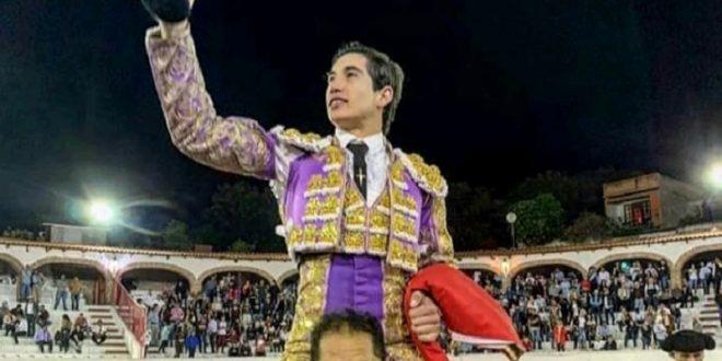 Salió Armillita IV a hombros en San Miguel de Allende