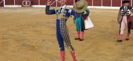 Iñaki González, triunfador del certamen español Guadalajara Busca un Torero