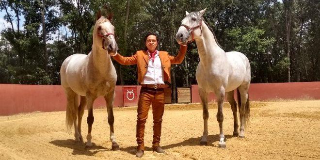 Marco Bastida se declara listo para actuar el sábado en el coso tlalpense (*Fotos*)