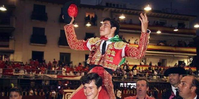 Triunfa nuevamente Isaac Fonseca en España