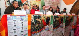 Presentan magno festival charro taurino