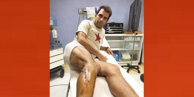 Retiran a Macías puntos de sutura tras grave cornada madrileña