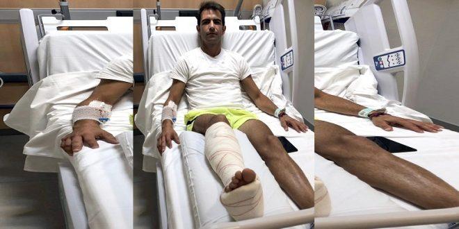 Hacen falta más de 24 cornadas y nueve fracturas para quitar a Arturo Macías