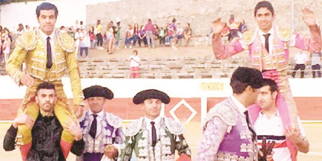 Arrasan San Román y Gutiérrez en Cercedilla