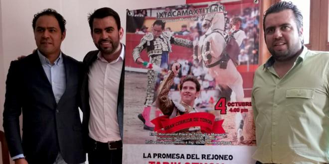 Angelino y Saldívar, mano a mano en Ixtacamaxtitlán, Puebla