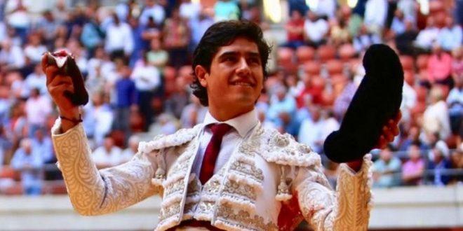 Triunfa Luis David en Logroño