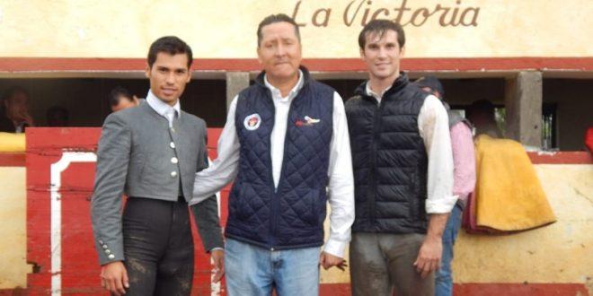 Francisco Martínez y Curro Durán, listos para los compromisos de viernes por la noche