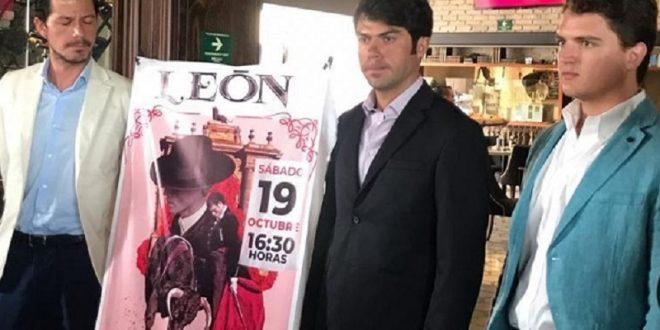 Anuncian atractivo festival taurino en León